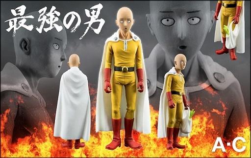 ACTOYS 1/12 Saitama - One Punch Man