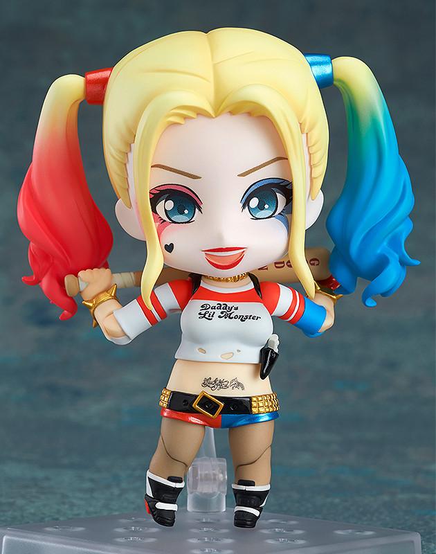 Nendoroid 672 Harley Quinn - Suicide Squad