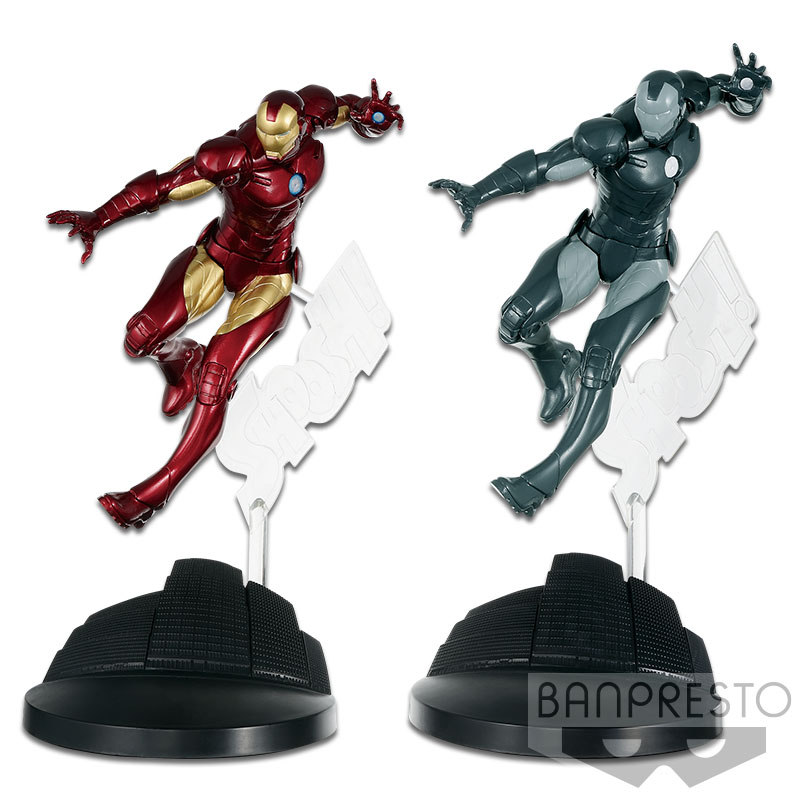 Marvel Creator X Creator Iron Man Statue PVC Figure Collectible Model Toy
