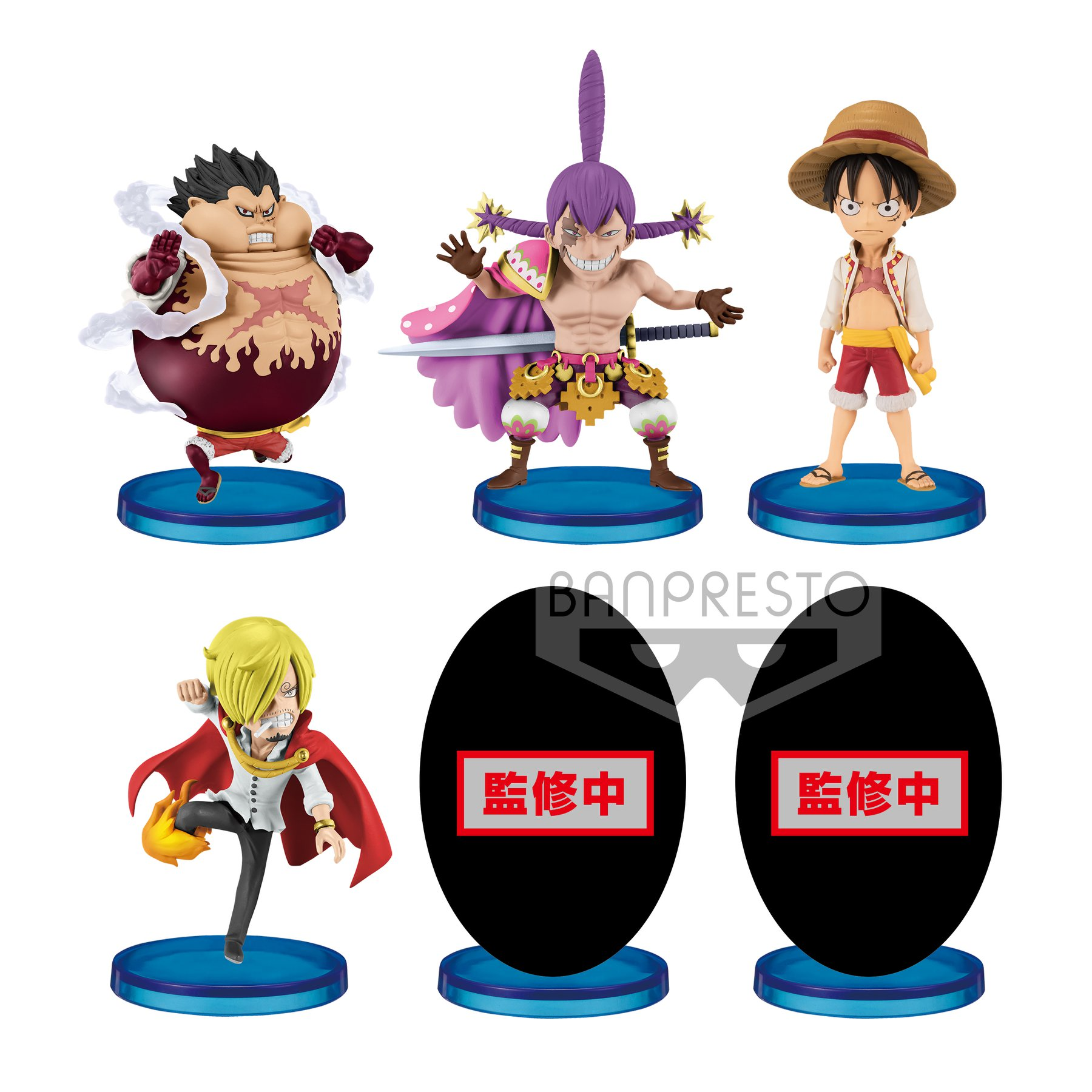 Pre Order Wcf Battle Of Luffy Whole Cake Island Theherotoys