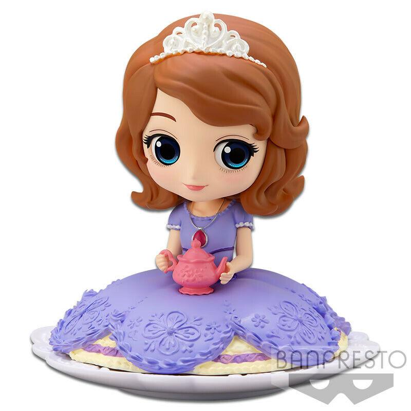 Q posket SUGIRLY Disney Characters Alice Figure Normal Color Qposket Banpresto