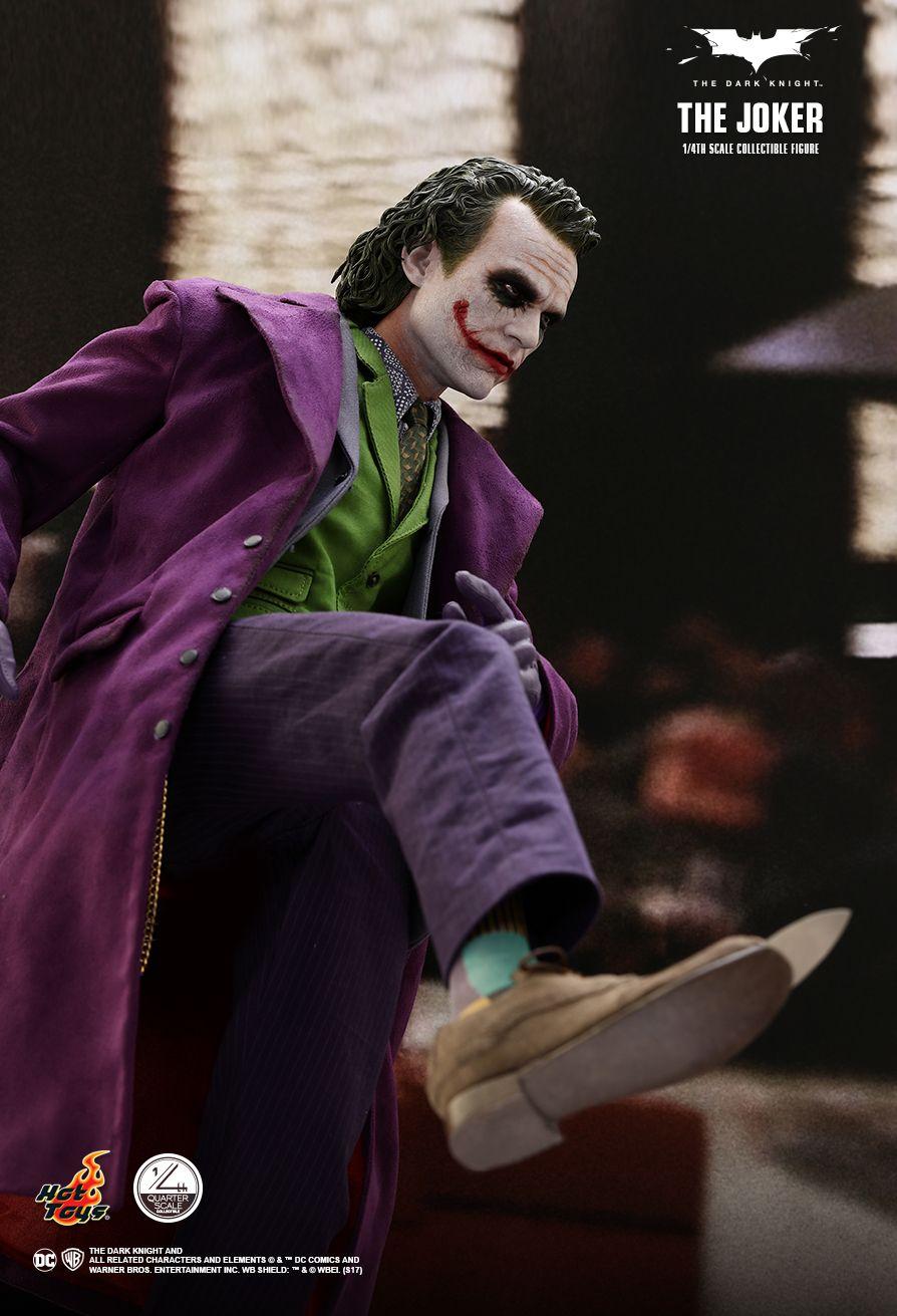 Qs010 Joker Batman The Dark Knight
