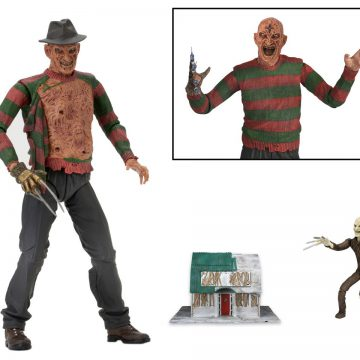 DELUXE ACCESSORY SET Neca A Nightmare On Elm Street Part 3 DREAM WARRIORS 2018