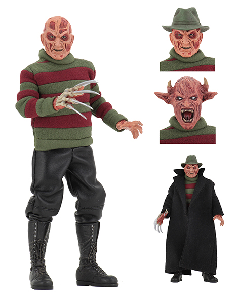 NEW A Nightmare On Elm Street Part 1 Ultimate Freddy Action Figure by NECA